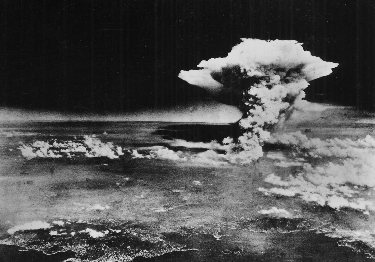 a question on the justification on the use of atom bomb by the united states Usa dropped atom bomb on japan to achieve just that objective, which it did achieve in reality also whether this option used by usa was the best is open to discussion.