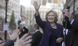 Hillary Clinton will become the first female President of the United States