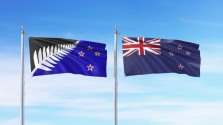 New Zealand will vote to keep their current flag in a referendum in March