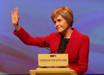 Nicola Sturgeon took the SNP to new heights in 2015, and will likely do so again in 2016