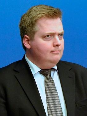 Sigmundur Davíð Gunnlaugssonin Oct, 2014