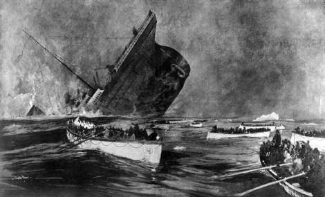 Titanic's_sinking_stern